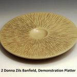 2 Donna Zils Banfield, Demonstration Platter