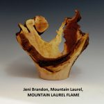 Jeni Brandon, Mountain Laurel, MOUNTAIN LAUREL FLAME