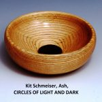 Kit Schmeiser, Ash, CIRCLES OF LIGHT AND DARK