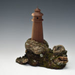 Shaun Freese - Walnut and Willow - 12. in - Lighthouse