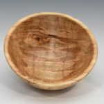 Glenn Schmidt - Ambrosia Maple - 10.75 x 4 x 4.25 in. - Serving Bowl