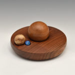 John Tagliarini - Black Walnut - 10 in. - Blue Moon