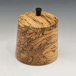 Josef Kislik - Maple Spalted - Wooden Box
