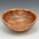 Kevin Felderhoff - Ambrosia Maple - 14 in. - Bowl