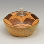 Kit Schmeiser - Walnut and Poplar - Confetti Pot