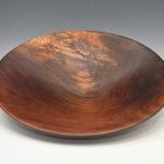 John Stiehler - Walnut - 19 in. - Walnut Bowl