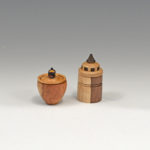 Pat Thobe - Boxes by Anne Ogg and Lids by Pat Thobe
