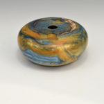 Bruce and Trish Pratt - Buckeye Burl - 5 in x 2 in