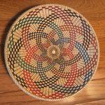 Jo Miller May Pole basket illusion