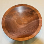 Glenn Schmidt - Walnut Fruit Bowl
