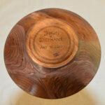 Glenn Schmidt - Walnut - Wedding Bowl