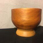 Jo Miller - Cherry_maple bowl - 4.5x4