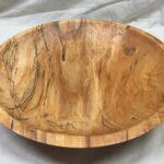 Glenn Schmidt - Spalted Maple Bowl - 13023 - 16.0x2.6