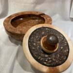 Ross Lynch maple burl 11 inches